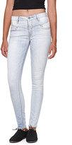 Bullhead Denim Co High Rise Indigo Skinniest Jeans