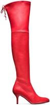 Stuart Weitzman The Tiemodel Boot