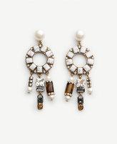 Ann Taylor Geometric Statement Earrings