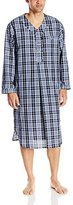 Majestic International Men's Ryden Easy Care Nightshirt