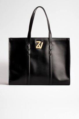 Zadig & Voltaire ZV Initiale Tote Bag