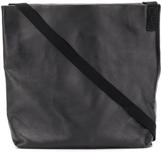 Ann Demeulemeester Button-Top Crossbody Bag