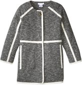Chloé Coat (Toddler/Kid) - Gris Fence - 14A