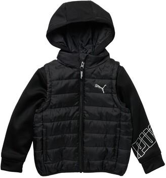 Puma Twofer Vest & Jacket