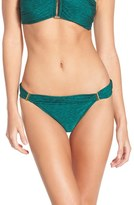 LaBlanca Women's La Blanca 'Spruce It Up' Hipster Bikini Bottoms
