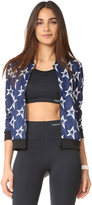 Perfect Moment Star Mesh Jacket