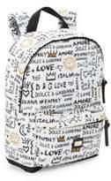 Dolce & Gabbana Zaino Backpack