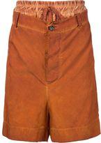 Vivienne Westwood builders shorts - unisex - Silk/Cupro - S/M