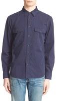 Rag & Bone Men's 'Jack' Trim Fit Sport Cotton Twill Shirt