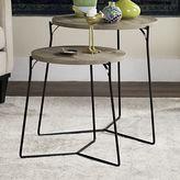 Safavieh Modern Nesting End Table 2-piece Set