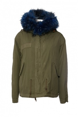 Mr & Mrs Furs Green Fox Coats