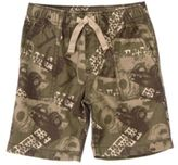 Camo Jeep Pull-On Short