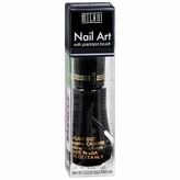Nail Art Nail Lacquer, Black Sketch 703