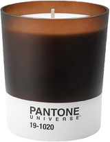 Pantone Scented Candle 19-1020 - Bergamot and Sandalwood - 150hr