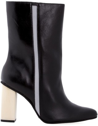 Studio Chofakian chunky heel boots