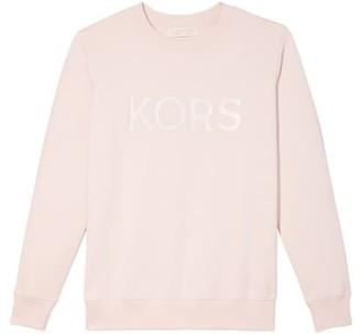 MICHAEL Michael Kors Tonal Logo Sweatshirt