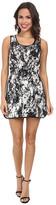 Gabriella Rocha Galaxy Tea Length Dress