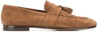 BOSS Soho tassel loafers