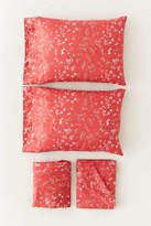 Urban Outfitters Scattered Floral Sheet Set