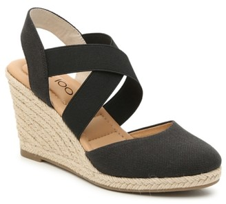Adam Tucker by Me Too Brayden Espadrille Wedge Sandal