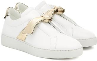 Alexandre Birman Clarita leather sneakers