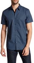 Calvin Klein Deco Peak Collar Shirt