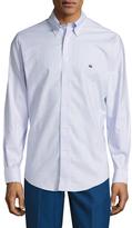 Brooks Brothers Pop Striped Long Sleeve Sportshirt