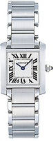 Tank Francaise Stainless Steel Small Bracelet Watch