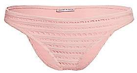 Heidi Klein Women's Lasercut Hipster Bikini Bottoms