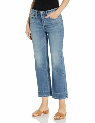 Sam Edelman Women's Chelsea High Rise Wide Leg