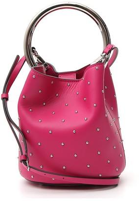 Marni Pannier Studded Crossbody Bag