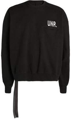 Unravel Project Lax Cut Sweatshirt