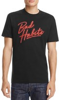 Kid Dangerous Bad Habits Graphic Tee