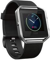 Fitbit Blaze Smart Fitness Watch Black - Large