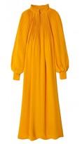 Tibi Edwardian Silk Dress