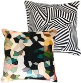 Urban Road Camo Luxe Cushion