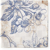 Asstd National Brand Reflections Cherry Blossoms Set of 4 Napkins
