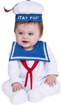 Rubie's Costume Co Stay Puft Onesie for Infant/Toddler