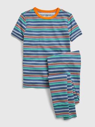 Gap Kids Stripe PJ Set