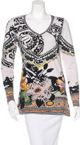 Etro Floral Printed Top