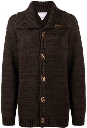 Bottega Veneta Textured Knit Cardigan
