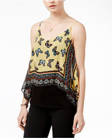 Amy Byer Juniors' Layered-Look Camisole