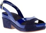 Roberto Del Carlo cross strap sandal