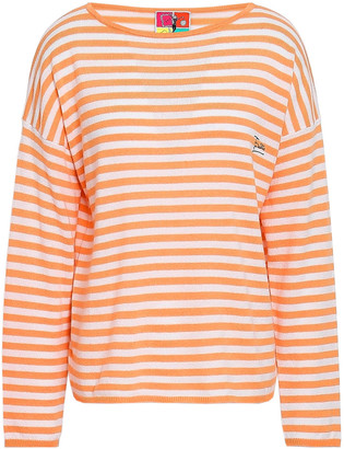 Emilio Pucci Striped Cashmere Sweater