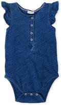Splendid Infant Girls) Flutter Bodysuit