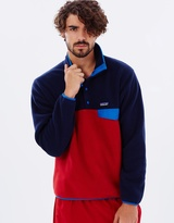 Patagonia Men's LW Synch Snap-T Pullover