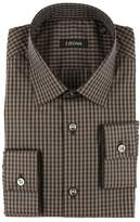 Z Zegna Long-sleeved Shirt