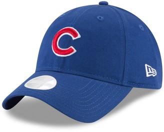 New Era Women's Royal Chicago Cubs Core Classic 9TWENTY Adjustable Hat