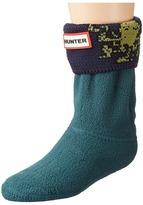 Hunter Original Octopus Cuff Socks (Toddler/Little Kid/Big Kid)