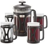 Oggi 5-pc. French Press Coffee Maker Set